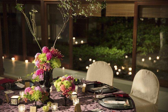 冠婚葬祭の料理